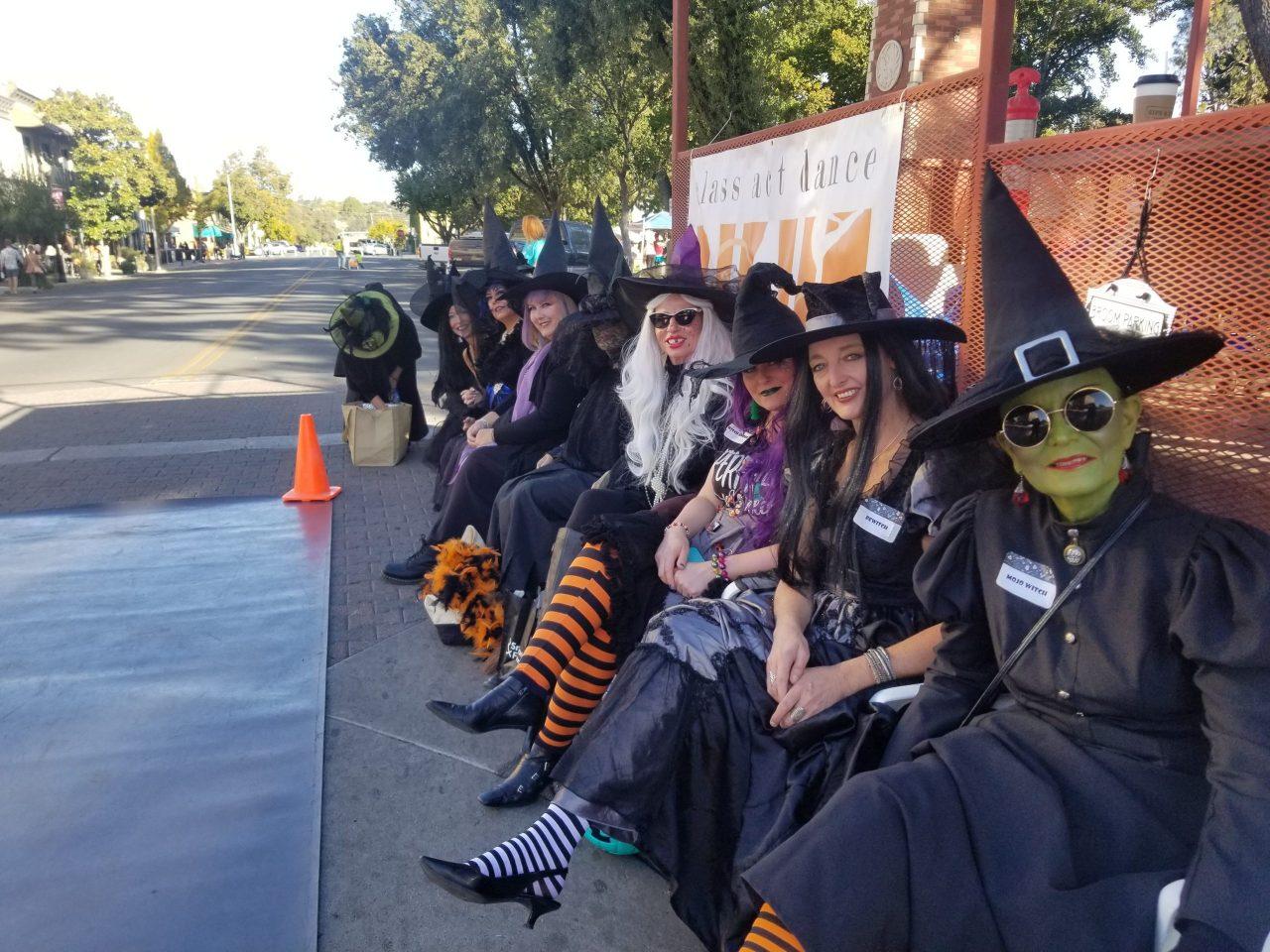 Safe Downtown Halloween