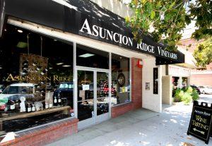 Asuncion Ridge Tasting Room