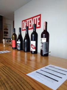 Detente Wines