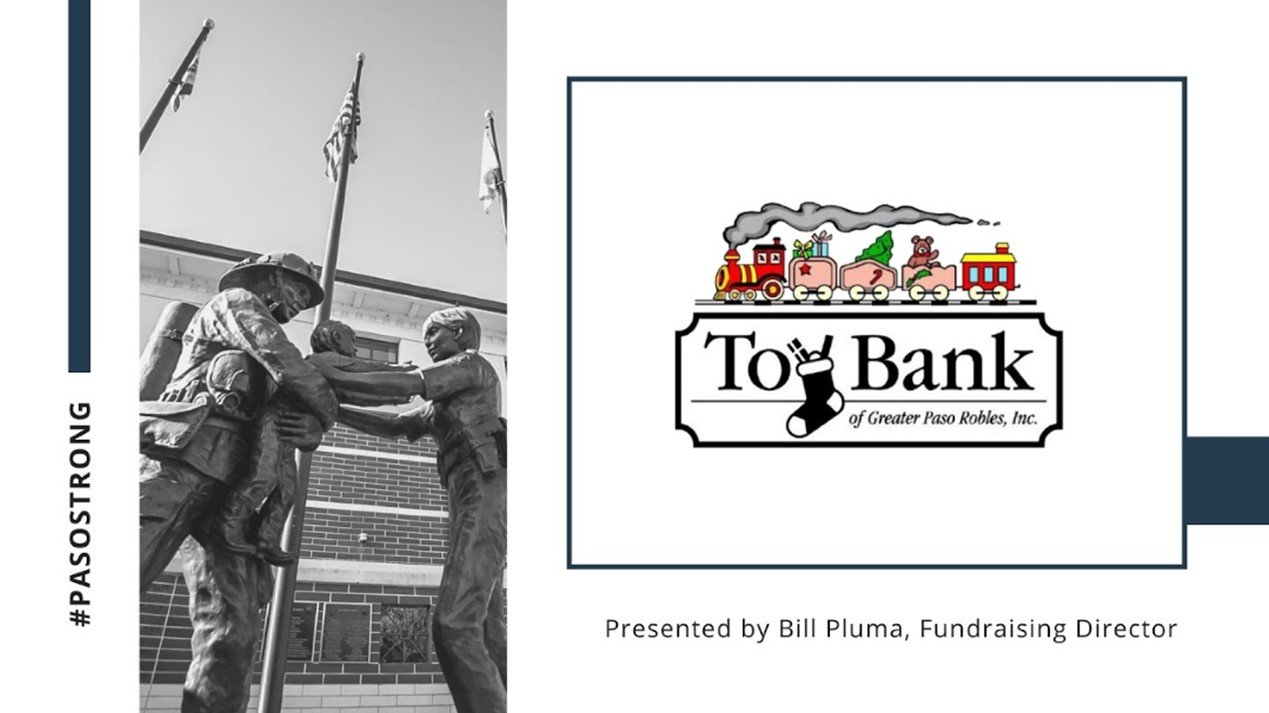 Toy Bank of Greater Paso Robles