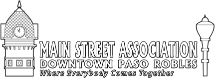 Paso Robles Downtown Logo